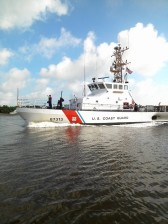Coast Guard cutter