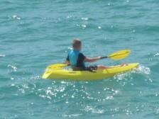 Kayaker July 2013