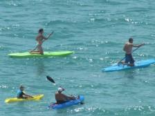 Wakeboarding in July 2013